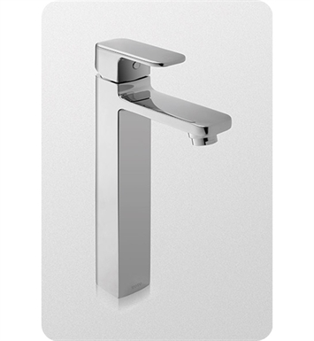 TOTO TL630SDH#CP Upton™ Single-Handle Lavatory Faucet - Vessel With Finish: Polished Chrome