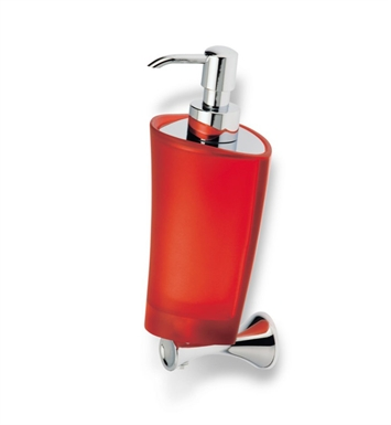 Nameeks CA30-08-14 StilHaus Soap Dispenser With Finish: Black
