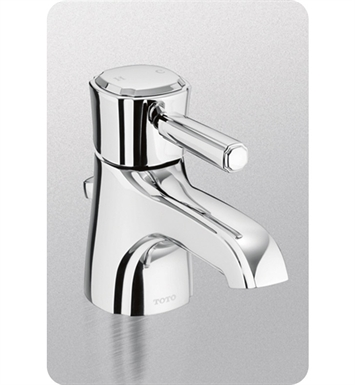 TOTO TL970SDLQ#CP Guinevere Single Handle Lavatory Faucet, 1.5 GPM With Finish: Polished Chrome