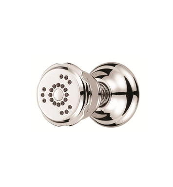 Danze D460165PNV Two Function Wall Mount Body Spray in Polished Nickel