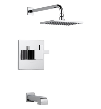 Brizo T60480-BN Siderna Tub & Shower Set With Finish: Brushed Nickel