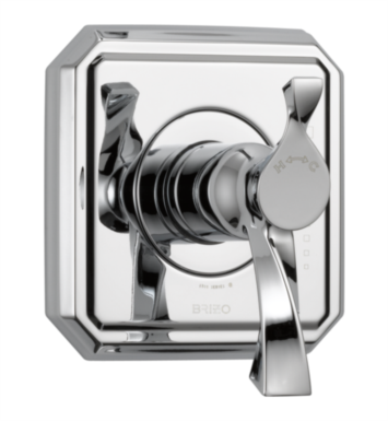 Brizo T60030-BZ Virage TempAssure(R) Thermostatic Valve Trim With Finish: Brilliance Brushed Bronze