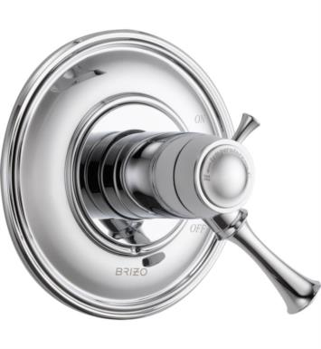 Brizo T60005-PC Baliza Valve Only - Medium Flow With Finish: Chrome