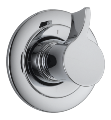 Brizo T60890-PC RSVP 3 Setting Diverter Trim With Finish: Chrome