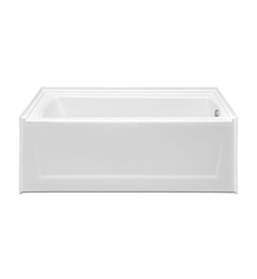 Aquatic 9460600Q Builders' Choice Cooper Soaker Bathtub with Extended Skirt