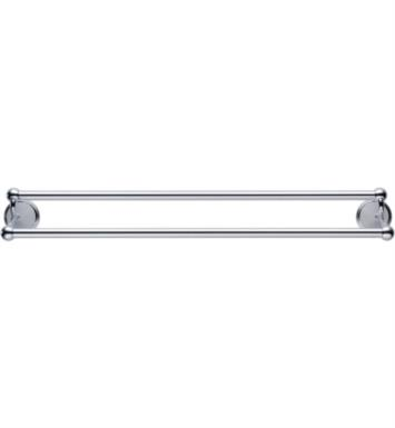 "Brizo 69525-PC Brizo 24"" Double Towel Bar With Finish: Polished Chrome"