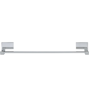 "Brizo 691880-BL Siderna 18"" Towel Bar With Finish: Matte Black"