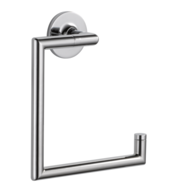 Brizo 694675-PC Odin Towel Ring With Finish: Polished Chrome