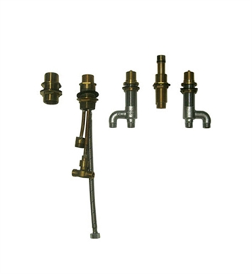 TOTO TB7F Guinevere® Deck-Mount Bath Faucet - Valve Only