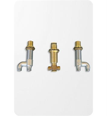 "TOTO TB7T Guinevere® Deck-Mount Tub Filler Valve - Valve Only (1/2"")"
