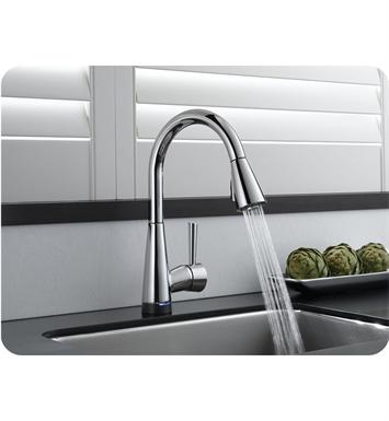 Brizo 64070lf Venuto Single Handle Pull Down Kitchen