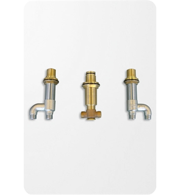 "TOTO TB7TR Toto Guinevere® Deck-Mount Tub Filler Valve (1/2"")"