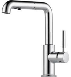 Brizo 63220LF Solna Single Handle Pull-Out Kitchen Faucet