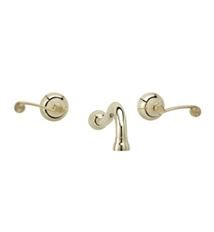 Phylrich DWL206 3Ring Wall Mount Lavatory Set