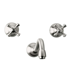Phylrich Normandy Wall Mount Lavatory Set