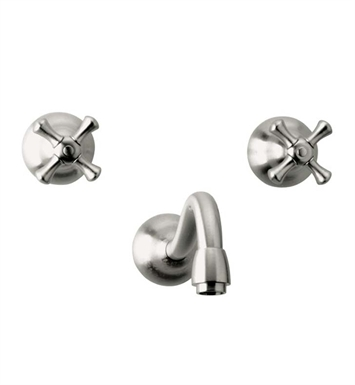 Phylrich DWL103 Normandy Wall Mount Lavatory Set