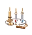 Phylrich Deck Tub Set with Hand Shower Valve