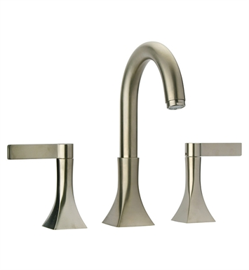 LaToscana 85PW102 Elix Roman Tub Faucet in Brushed Nickel