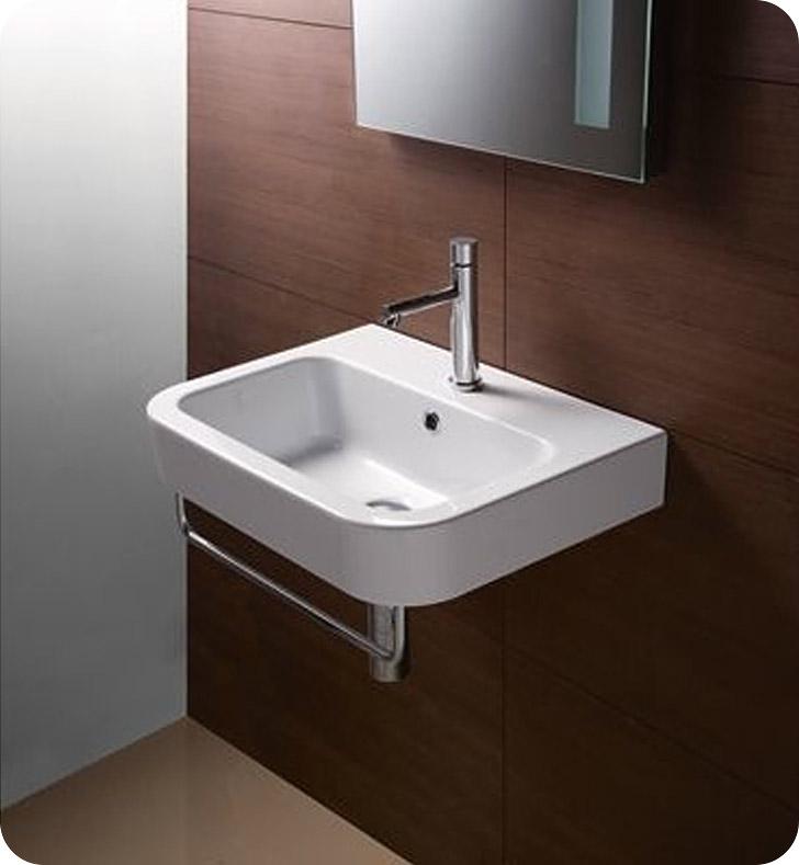 Nameeks 693911 gsi bathroom sink for Nameeks bathroom sinks