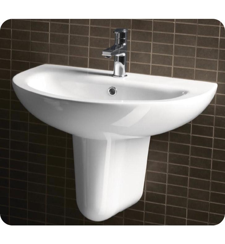 Nameeks mcity3113 gsi bathroom sink for Nameeks bathroom sinks