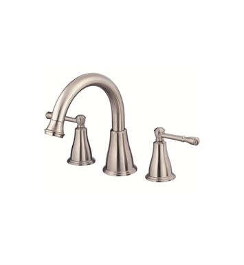 Danze D300915bnt Eastham Trim Only For Two Handle Roman Tub Faucet In Brushed Nickel