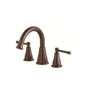 Danze D300915BRT Eastham™ Trim Only for Two Handle Roman Tub Faucet in Tumbled Bronze