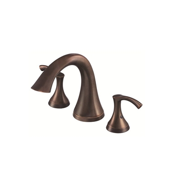 Danze Antioch™ Trim Only for Two Handle Roman Tub Faucet in Tumbled Bronze