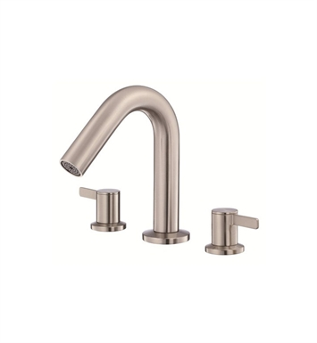 Danze D300930bnt Amalfi Trim Only For Two Handle Roman Tub Faucet In Brushed Nickel