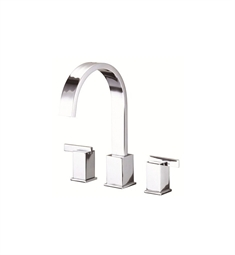 Danze Sirius™ Roman Tub Faucet Trim Kit in Chrome