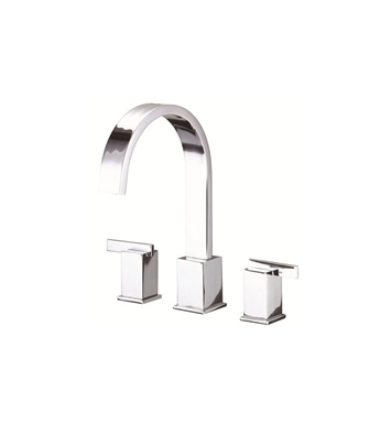 Danze D302044T Sirius™ Roman Tub Faucet Trim Kit in Chrome