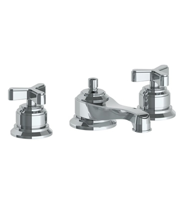 watermark 29 2 tr15 transitional widespread bathroom faucet with cross