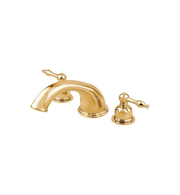 Danze D302555PBVT Sheridan™ Roman Tub Faucet Trim Kit in Polished Brass