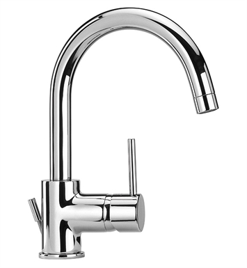 LaToscana 78CR250 Elba Single Handle Lavatory Faucet in Chrome