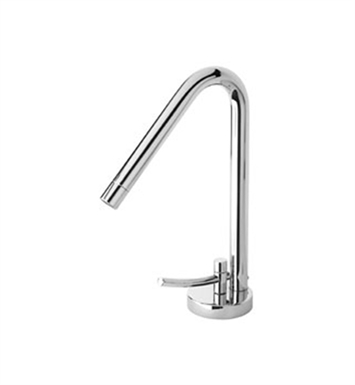 LaToscana 81CR211 Morrelino Single Lever Handle Lavatory Faucet in Chrome