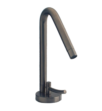 LaToscana 81PW211 Morrelino Single Lever Handle Lavatory Faucet in Brushed Nickel