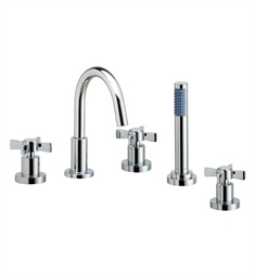 Phylrich Basic Kitchen Deck Set with Hand Shower