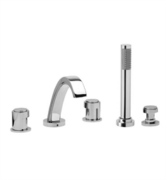 Phylrich Harper Kitchen Deck Set with Hand Shower