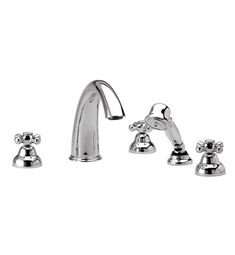 Phylrich Marquis & Jamestown Kitchen Deck Set with Hand Shower