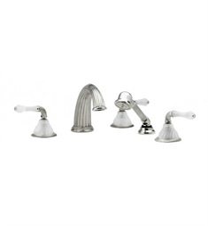 Phylrich Mirabella Kitchen Deck Set with Hand Shower