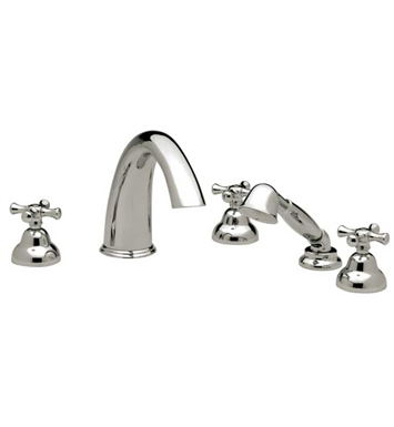 Phylrich D2203T1 Normandy Kitchen Deck Set with Hand Shower