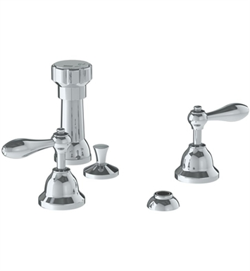 Watermark 28-4 Buckingham Four Hole Bidet Faucet