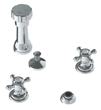 Watermark 312-4 Gramercy Four Hole Bidet Faucet
