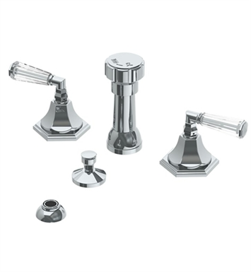 Watermark 314-4 Beverly Four Hole Bidet Faucet