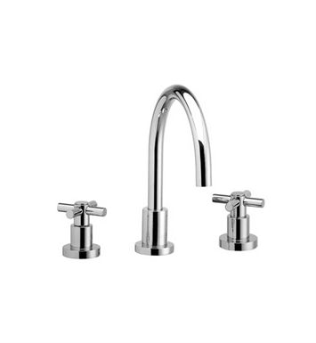 Phylrich D1134C-026D Basic Bathroom Tub Set With Finish: Satin Chrome