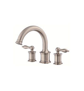 Danze D300910BNT Prince™ Trim Only for Two Handle Roman Tub Faucet in Brushed Nickel