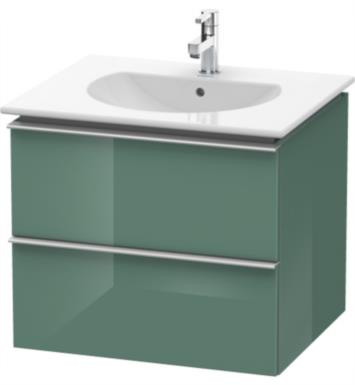 "Duravit DN6470 Darling New 23 5/8"" Wall Mount Single Bathroom Vanity with Two Drawers"