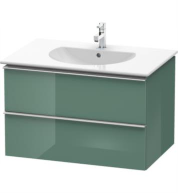 "Duravit DN6471 Darling New 31 1/2"" Wall Mount Single Bathroom Vanity with Two Drawers"