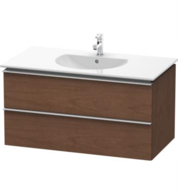 "Duravit DN6472 Darling New 39 3/8"" Wall Mount Single Bathroom Vanity with Siphon Cut-Out"