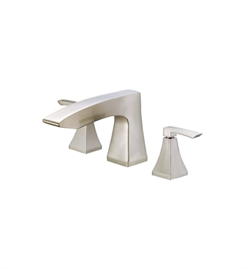 Danze D300936BNT Logan Square™ Roman Tub Faucet Trim Kit in Brushed Nickel