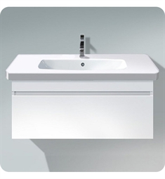 Duravit DS6382 DuraStyle Wall Mounted Modern Bathroom Vanity Unit